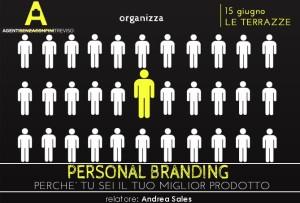 Agenti personal branding andrea sales
