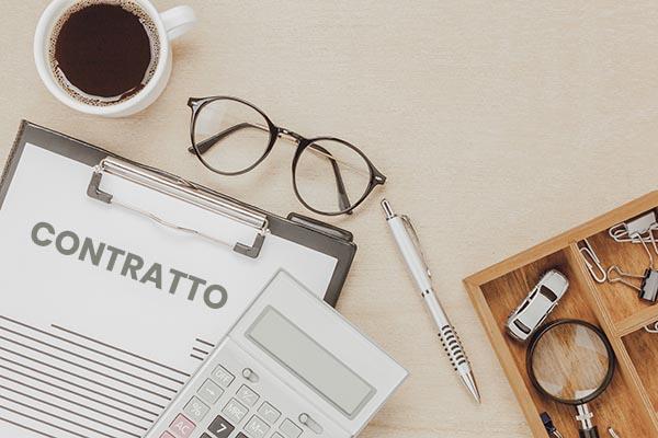 verifica contratto - Agenti Treviso