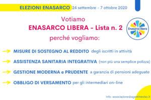 elezioni Enasarco